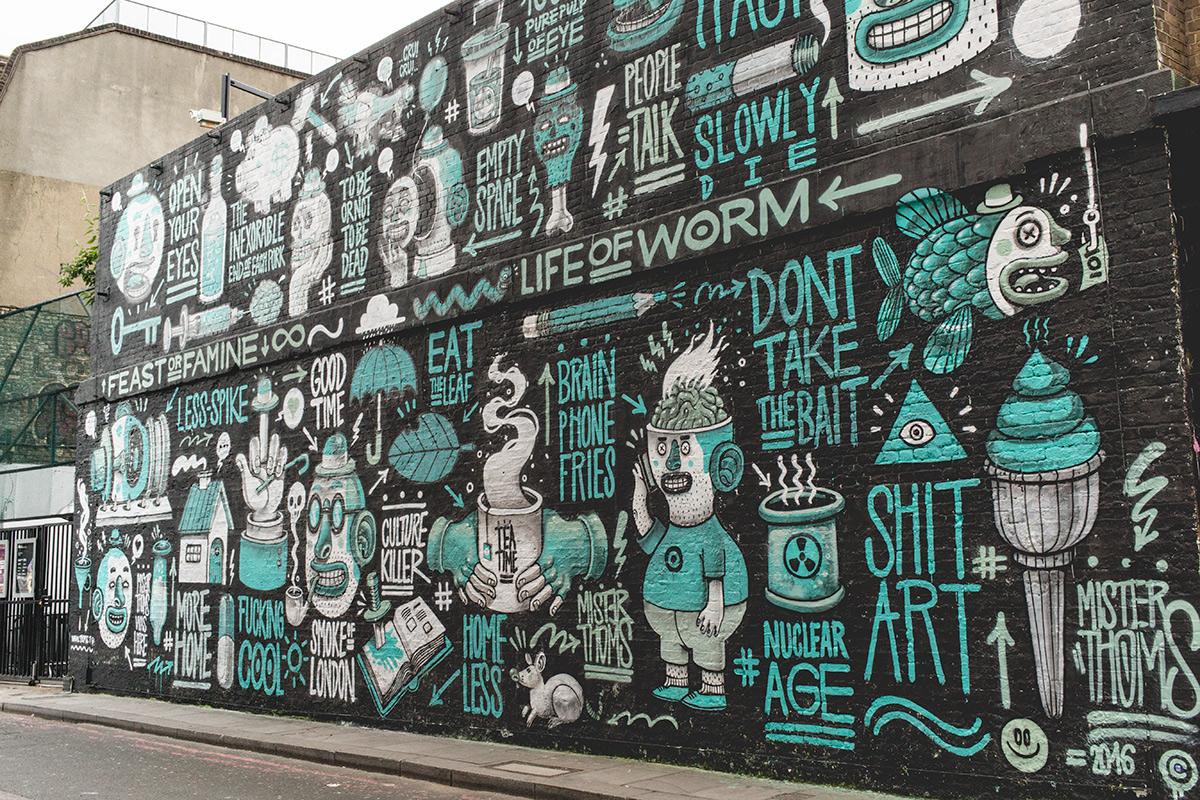 ロンドン旅行 写真1