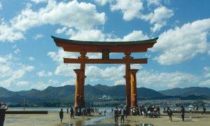 広島 厳島神社・尾道